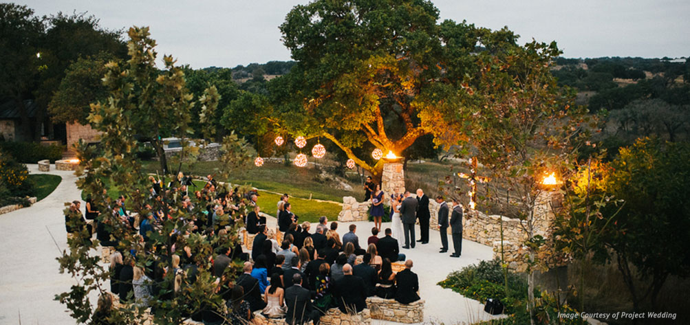14 Swoon Worthy Hill Country Wedding Venues