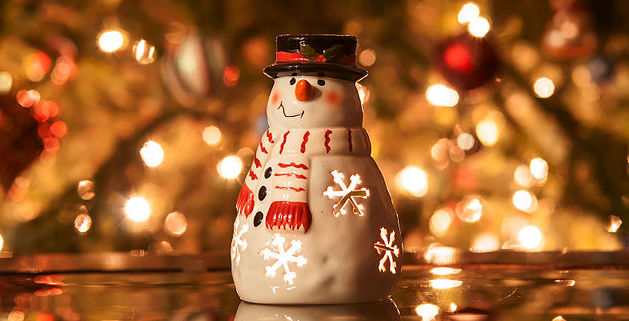 Christmas_candle_snowman_with_lights