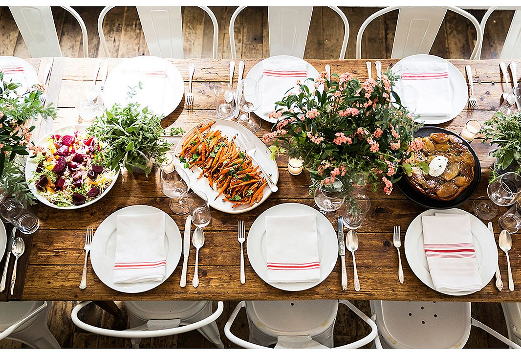 one_kings_lane_havens_kitchen_OVERHEA_OF_TABLE_WITH_FOOD